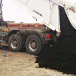 фото доставки чернозёма