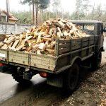 фото доставки дров