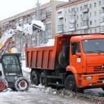 вывоз и погрузка снега в нижнем новгороде