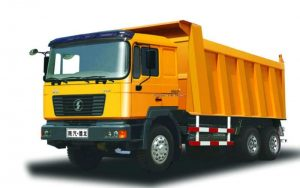 Китаец SHACMAN 30 тонн