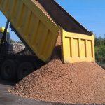 фото погрузки/доставки керамзита