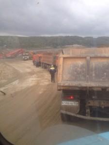 Компания по доставке и продаже сыпучих строительных материалов