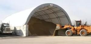 храниение песка